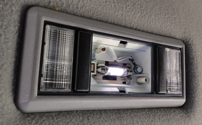 dome interior led lighting gm truck central 1999 Chevy Silverado Wire Diagram at gsmportal.co