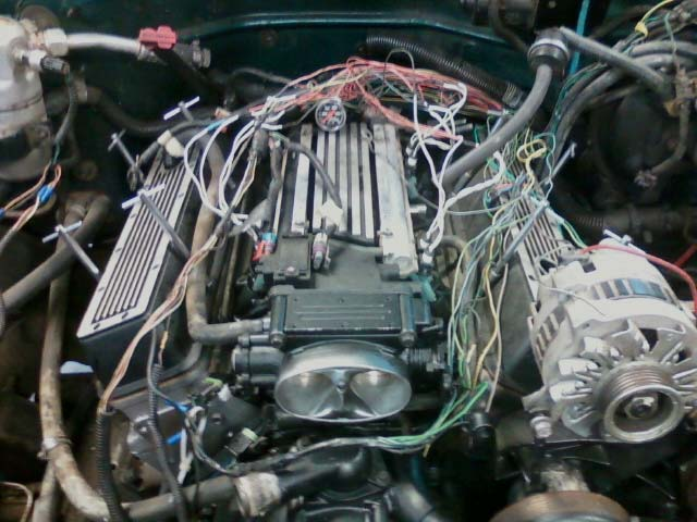 1996 lt1 wiring harness