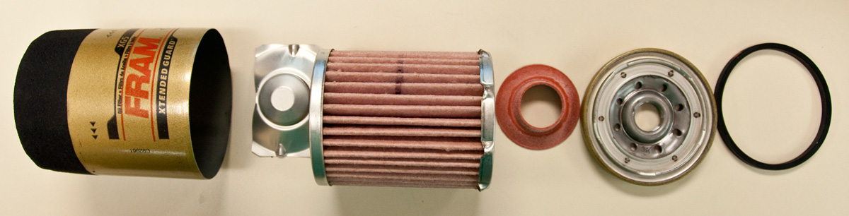 why the universal hatred of fram oil filters? [archive] - mx-5 miata forum