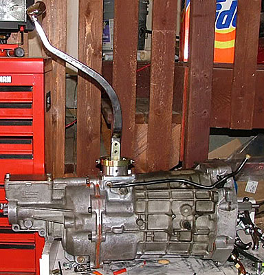 4L60e to T56 Swap - GM Truck Central